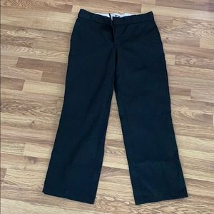 Men's black Dickies size 34x30